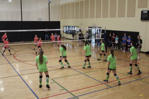 The Summer Volleyball improvement