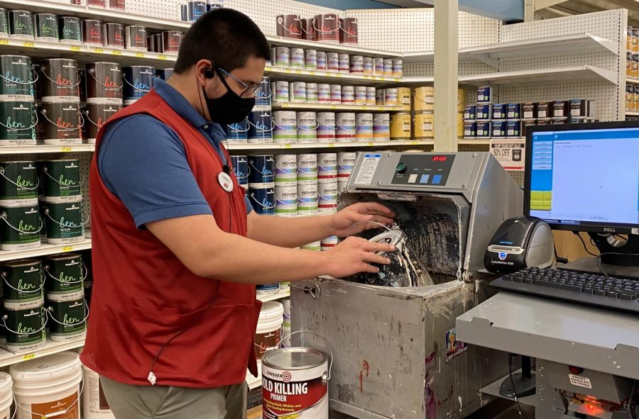 Figuring out what lies beyond ILCA, Drexel king continues working at ACE Hardware